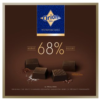 ORION Dark Dessert 68 % 114g