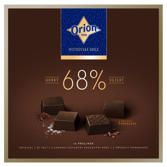 ORION Dark Dessert 68 % 114g