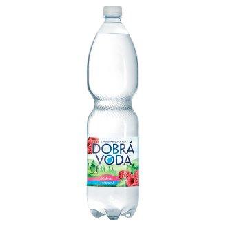 Dobrá voda Still Water with Raspberry Flavour 1.5L