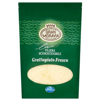 Gran Moravia Freshly Grated Cheese Natural 100g
