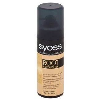 Syoss Root Retoucher Korektor odrostlých vlasů světle plavý 120ml