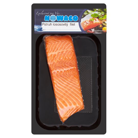 Nowaco Salmon Trout Fillet