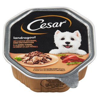 Cesar with Turkey and Beef in Juice 150g
