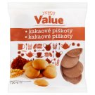 Tesco Value Cocoa Biscuits 120g