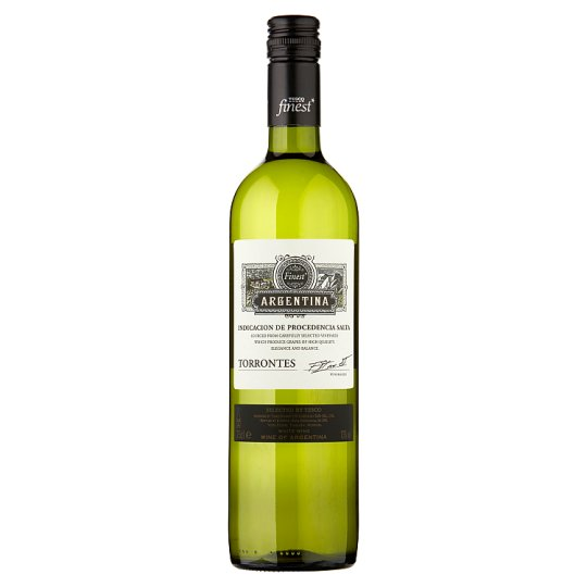 Tesco Finest Argentinian Torrontes White Wine 0.75L