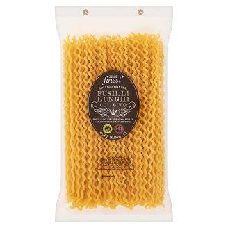 Tesco Finest Fusilli lunghi bezvaječné semolinové sušené těstoviny 500g