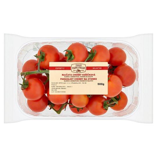 Tesco Farm Fresh Rajčata cherry keříčková 500g