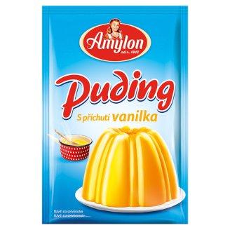 Amylon Puding s příchutí vanilka v prášku 37g