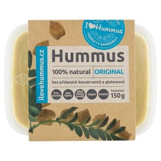 I Love Hummus Hummus original 150g