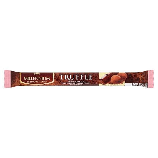 Millennium Truffle hořká čokoláda s kakaovomandlovou náplní 38g