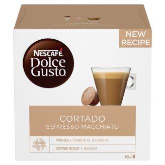 NESCAFÉ Dolce Gusto Cortado - kávové kapsle - 16 kapslí v balení