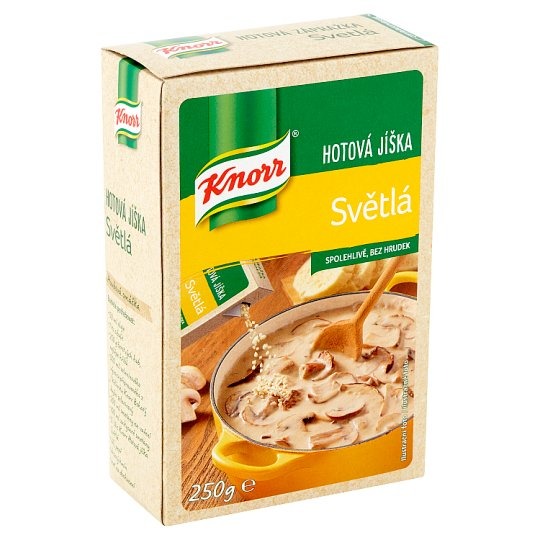 Knorr Ready Made Light Roux 250g
