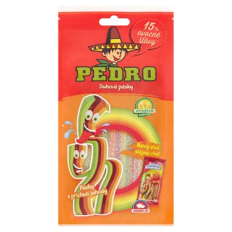 Pedro Duhové pásky 85g