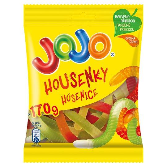 JOJO Housenky 170g