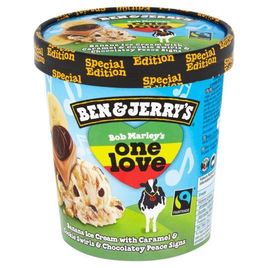 Ben & Jerry's One Love zmrzlina 500ml