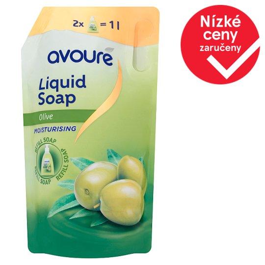 Avouré Olive tekuté mýdlo 1l