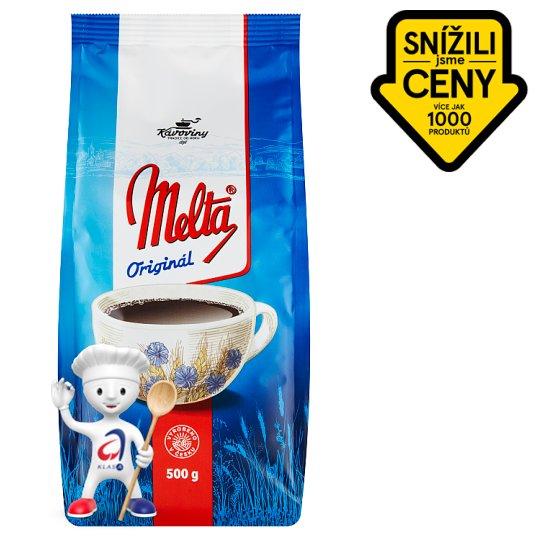 Kávoviny Melta Roasted Grounded Coffee Substitute Mixture 500g