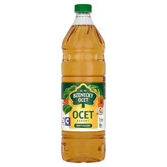 Bzenecký Ocet Fermented Flavoured Distilled Vinegar 8% 1L