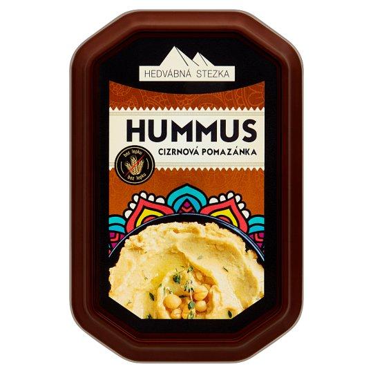 Hedvábná Stezka Hummus cizrnová pomazánka 150g