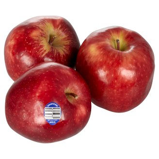 Jablka red delicious