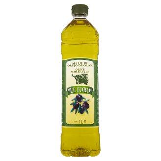 EL Toro olivový olej z pokrutin 1l