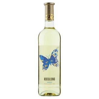 Víno Motýl Rizling Rýnsky suché bílé víno 0,75l