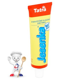 Tatra Jesenka Condensed Sweetened Cream 75g