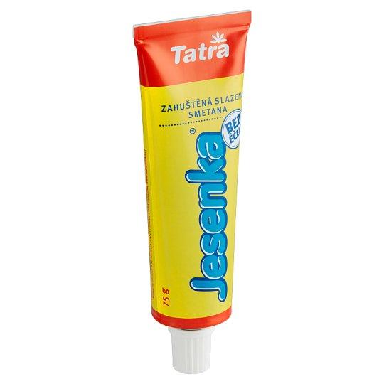 Tatra Jesenka Zahuštěná slazená smetana 75g