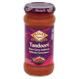 Patak's Tandoori Curry Sauce 350g