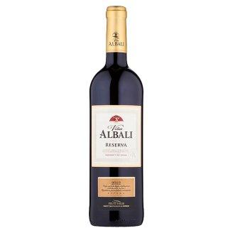 Viña Albali Reserva červené víno 75cl
