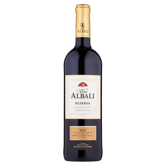 Viña Albali Reserva Red Wine 75cl