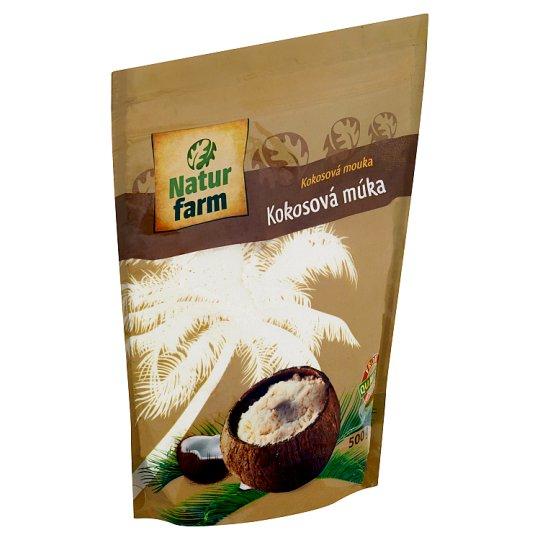 Natur Farm Kokosová mouka 500g