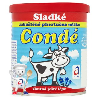 Bohemilk Condé Evaporated Cow Milk 410 g