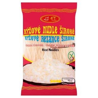 A.T. International Rice Noodles Wide 200g