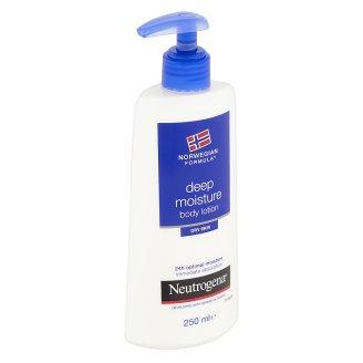 Neutrogena Deep Moisture tělové mléko 250ml