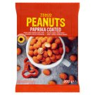 Tesco Obalované arašídy s příchutí papriky 200g