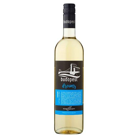 Wine Concept Budapest Dreams Sweet White Cuvée bílé víno 0,75l
