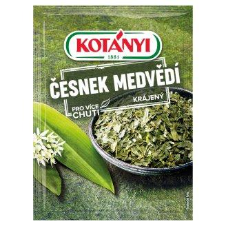 Kotányi Česnek medvědí krájený 4g