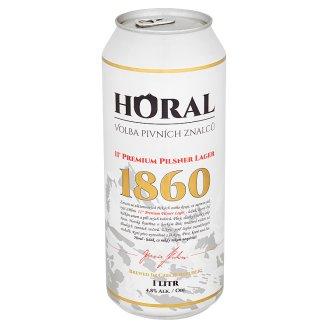 Horal 11 Premium Pilsner Lager 1l