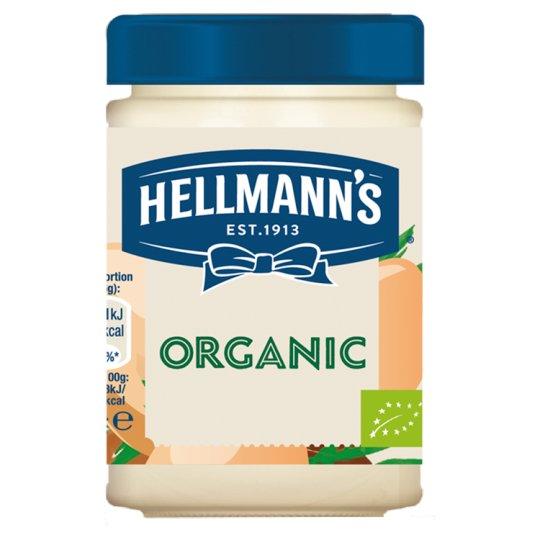 Hellmann's Organic Mayonnaise 280ml