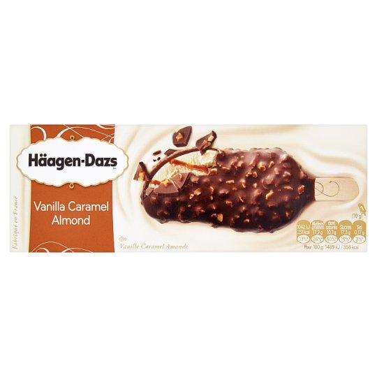 Häagen-Dazs Vanilla Caramel Almond 80ml