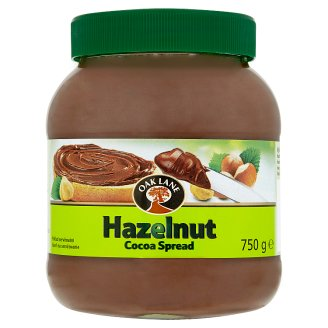 Oak Lane Hazelnut Cocoa Spread 750g