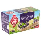 TEEKANNE Black Currant with Lemon, World of Fruits, 20 Tea Bags, 50g