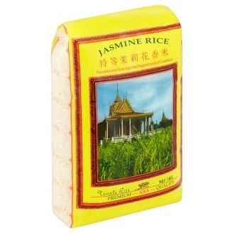 Dlouhozrná loupaná jasmínová rýže 1kg