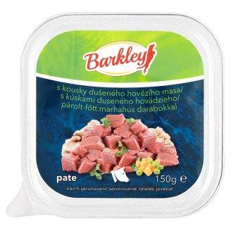 Barkley S kousky dušeného hovězího masa 150g