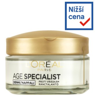 image 1 of L'Oréal Paris Age Specialist 35+ Moisturizing Anti-Wrinkle Day Care 50ml