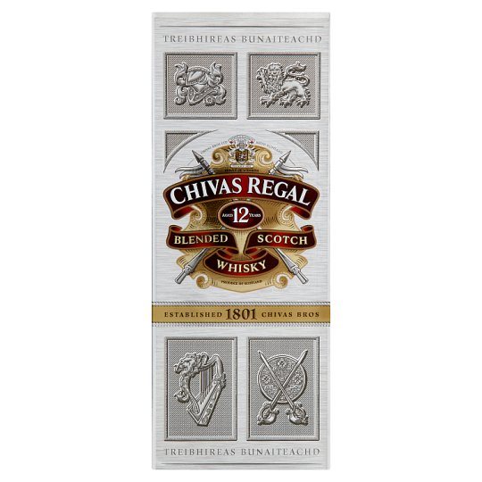 Chivas Regal Blended Scotch Whisky 700ml