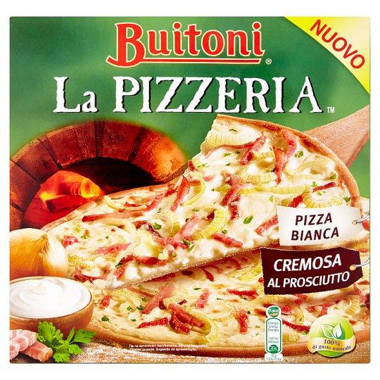 Buitoni La Pizzeria Cremosa al Prosciutto hluboce zmrazená pizza 300g