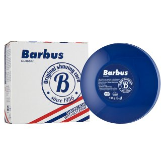 image 2 of Barbus Classic Shaving Soap with Glycerine 150g