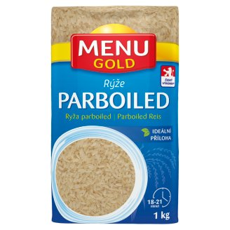 Menu Gold Rice Parboiled 1kg